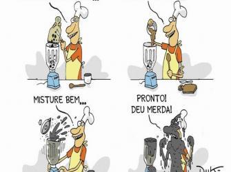 Nunca misture religião com poder político!