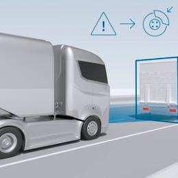 Tecnologias equipam o caminhão Cargo Connect da Ford
