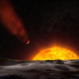Os cientistas descobrem um novo método para encontrar vida em planetas alienígenas