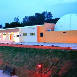 Amparo possui maior telescópio refletor para uso público do Brasil