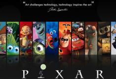 Aprenda animação na Pixar