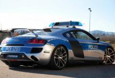 10 carros de polícia mais caros e mais incríveis do mundo
