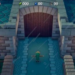 The Legend of Zelda: Link to the Past está sendo recreado na Unity por um fã.