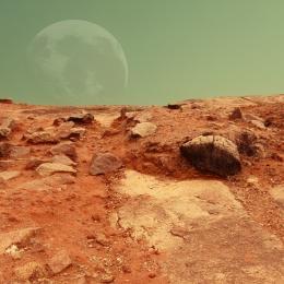 Novo estudo impulsiona a esperança de encontrar vida alienígena em Marte