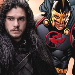 Kit Harington estará no MCU