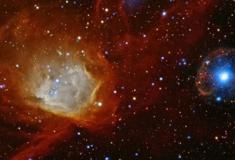 Choque entre objetos massivos cria 'galáxia de ouro' no Universo, segundo estudo