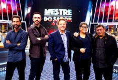 Mestre do Sabor, reality show de gastronomia da Globo, estreia em outubro