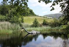 Monstro do Lago Ness pode ser enguia gigante