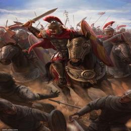 Em tempos de separação império romano dar exemplo para solução atual!