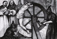 Torturas utilizadas pela igreja católica na inquisição