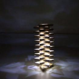 Como fazer uma luminária com molas para roupa