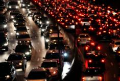 Rio de Janeiro é a cidade mais engarrafada do Brasil