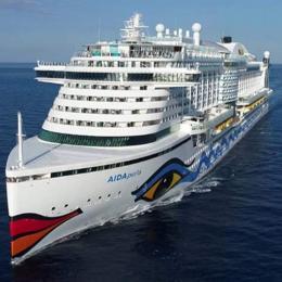 AIDAperla será equipado com a maior bateria em navios fornecida pela Corvus Energy