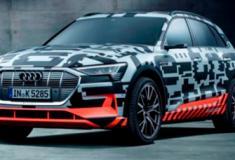 Audi inicia a produção de seu primeiro SUV elétrico