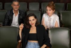 Eduardo Moscóvis, Tainá Müller e Camila Morgado estrelam serie original da Netflix