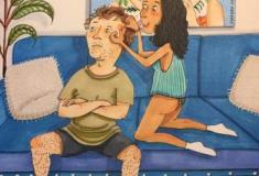 30 ilustrações que mostram o lado obscuro dos relacionamentos