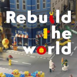 Lego está celebrando a criatividade de crianças