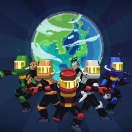Chroma Squad: seja diretor de um seriado de super heróis!
