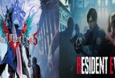 Resident Evil 2 Remake e Devil May Cry 5 ganham prêmio