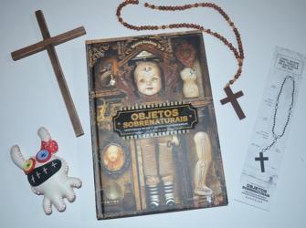 Resenha literária: Objetos Sobrenaturais