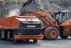 Scania apresenta caminhão autônomo sem cabine para motorista
