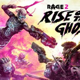 Revelado trailer da nova expansão de Rage 2 que já está disponível aos jogadores