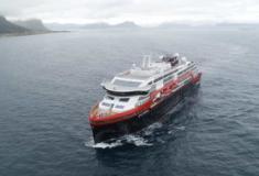 O primeiro navio de cruzeiro híbrido-elétrico do mundo