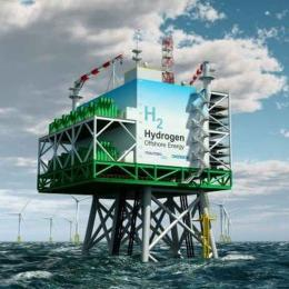 Nova tecnologia para a produção de hidrogénio 'verde'