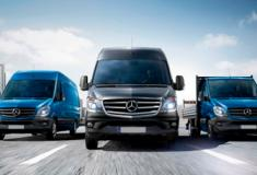 Mercedes-Benz aumenta em 70% as vendas da Sprinter