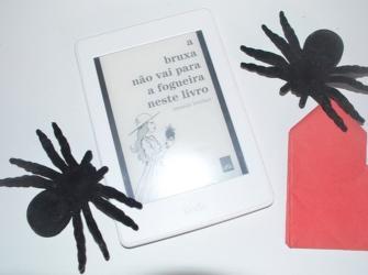Resenha literária: A bruxa não vai para a fogueira neste livro