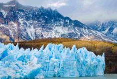 Como seria se todo o gelo da Terra derretesse numa noite