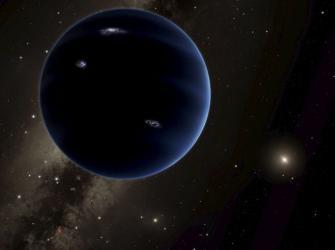 Terra poderia ser engolida por buraco negro dos primórdios