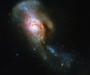 Hubble fotografa Medusa celeste