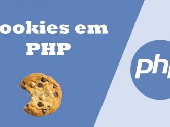 Criando cookies no PHP