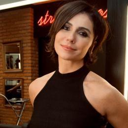O novo visual de Giovanna Antonelli para Filhas de Eva