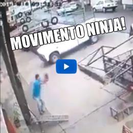 Reflexos de um ninja