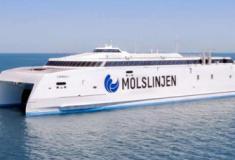Austal constrói mais um ferry catamarã de alta velocidade para Molslinjen