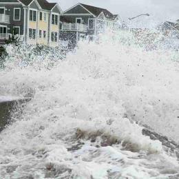 Novo estudo triplica o risco do aumento do nível do mar