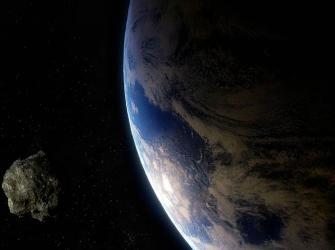 Asteróide gigante passa pela Terra no Natal
