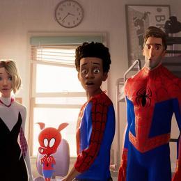 Continuação de 'Homem-Aranha no Aranhaverso' será lançada em 8 de abril de 2022