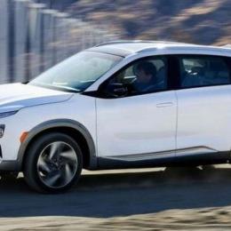A Hyundai aposta nos automóveis a hidrogénio