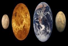 A formação dos planetas do sistema solar: planetas terrestres
