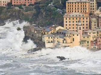 Cientistas aterrorizados com o aumento do nível dos oceanos
