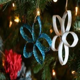 Aprenda a fazer enfeites de Natal sustentáveis