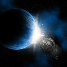 Um asteroide maior que a torre Eiffel aproxima-se da Terra a 20 vezes a velocidade do som
