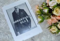 Resenha literária: Rosas Para Ela
