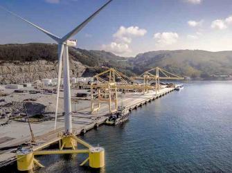 Portugal terá a maior turbina eólica do mundo