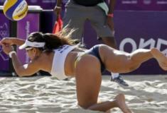 O vôlei feminino continua causando euforia na internet