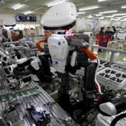 A automatização pode acabar com 800 milhões de empregos até 2035