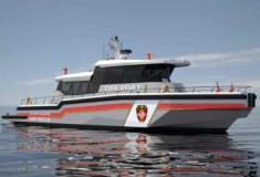 Novo barco de alta tecnologia para operar em breve em Port Canaveral